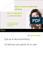 10 Técnicas de Neurmarketing Web