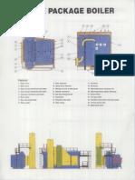 D Type Package Boiler
