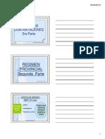 10.3 Sistema de Contrataciones - 3ra Parte - Clase Unsa 2013