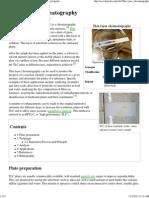 Thin Layer Chromatography - Wikipedia, The Free Encyclopedia