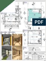 Dally Project - Feuille de Dessin - P01 - Vues en Plan Et Perspectives
