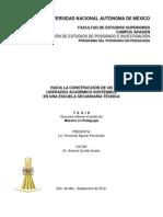 Tesis Liderazgo Directivo Basica 2010