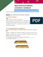 9.1 El Festival de Fin de Cursos