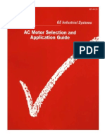 AC Motor Selectio and Application Guide