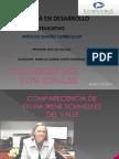 Comparecencia de Sylvia Schmelkes