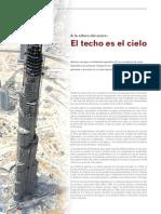 El Techo Es El Cielo-Rascacielos en Acero