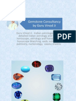 Gemstone consultancy by www.guruvinodji.com