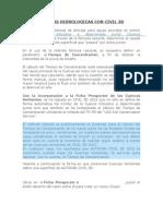 Cuencas Hidrologicas Con Civil 3d