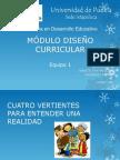 capítulo 1un solo concepto o acepciones diversas de curriculum