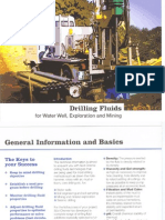 19 Drilling Fluids Water Well