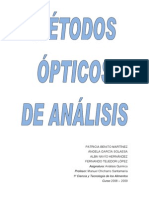 Analisis espectrofotometria