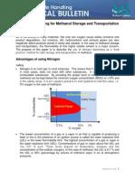 Nitrogen Blanketing for Storage and Transportation