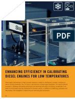 Enhancing Efficiency in Calibrating Diesel Engines for Low Temperatures