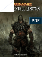 Regiments of Renown 2.0 ITA Regole