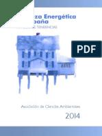 Estudio de pobreza energética en España en 2014