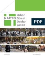 2012 Nacto Urban Street Design Guide