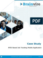 RFID Based Job Tracking Mobile Application that Eliminates Handwritten Notes