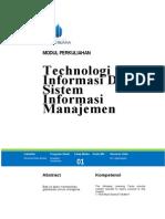 Modul 1 Technologi Informasi Dan Sistem Informasi Manajemen