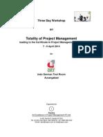 00 IGTR CIPM Handouts April 2014