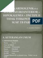 Presentasi Ami + Syok Kardiogenik