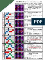 純色疊珠總表Ver5.1