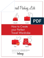 Packing Guide e Book 2013