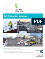 Srs Rooftop Fall Protection Catalog 2-27-09