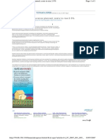 FE- Mandatory Home Insurance 14July2007