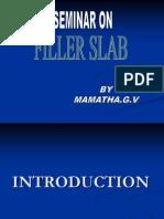 Filler Slab