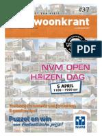 NVM Woonkrant uitgave nr. 37