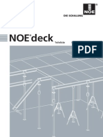 TL NOE deck modularna oplata gornje ploče