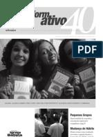 Informativo 40 - edição #1