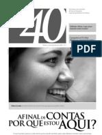 Informativo 40 - edição #2