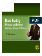 Dale Zamzow - News Trading_ Fibonacci and Bollingers Reading Between the Lines