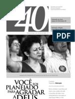 Informativo 40 - edição #3