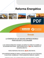 PRESENTACION REFORMA ENERGETICA EN TAMAULIPAS-LIBERALES