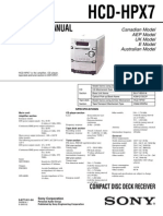 HCD-HPX7