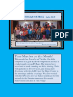 Tabitha Newsletter March 2014 With Pix PDF
