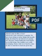 NewsletterQu4King March 2014 PDF