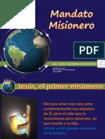 Mandato Misionero- LK