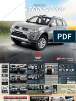 Brochure Montero