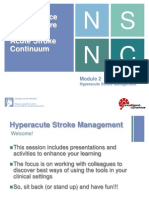 Stroke Training Module2 En