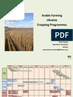 Ukraine Cropping Programmes