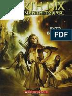 the seventh tower Into Battle - Garth Nix