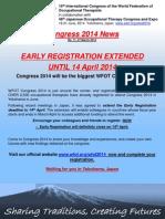 WFOT Congress News 28 2 14