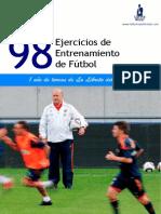 - 98EjerciciosdeEntrenamientodeFutbol