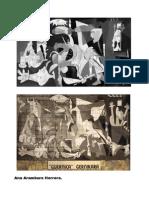 Guernica, Trabajo Historia. Ana Aramburo Herrera.