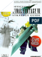 Final Fantasy 7 Official Strategy Guide
