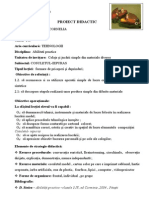 Proiect Ed. Tehnologica Grad.i.preinsp
