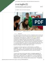 Cómo negociar en inglés (I) – Educación – Noticias, última hora, vídeos y fotos de Educación en lainformacion